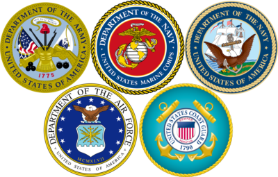 Veteran Services Logo - Schumacher Group